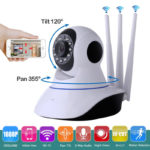 P2p-Three-Antenna-WiFi-Security-2-0MP-Surveillance-Camera-1080P-Wireless-IP-Camera
