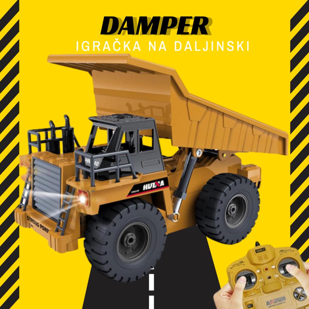 damper-igračka